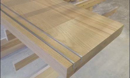 Wooden Stairs Non Slip Lovely Non Slip Aluminium Staircase Inlay In Wood