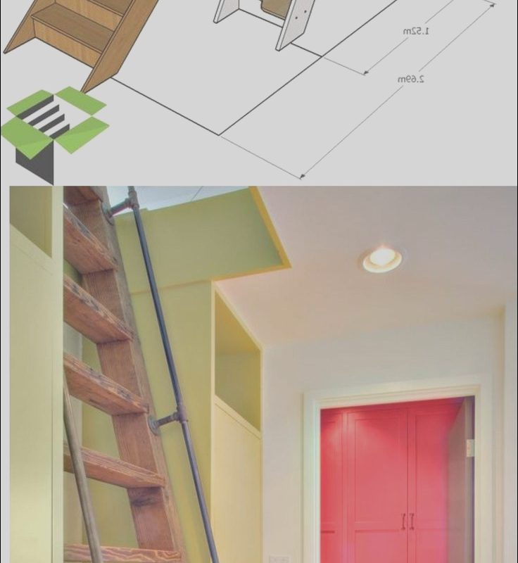 Attic Stairs Ideas Fresh 37 the Most Creative attic Stairs Ideas for Modern Urban