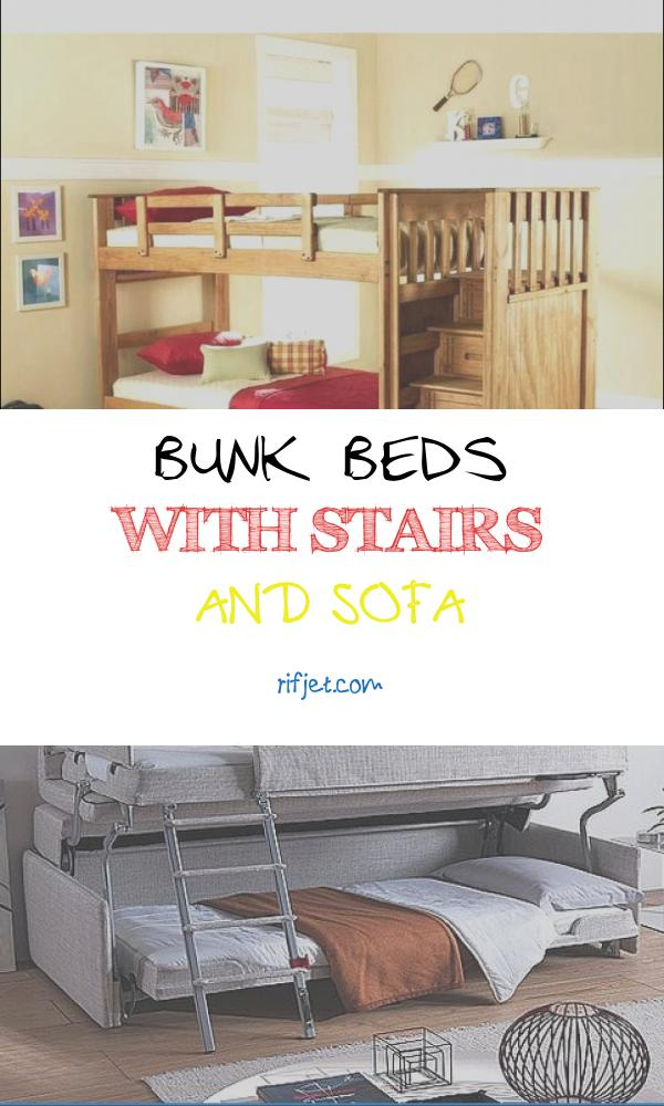 Bunk Beds with Stairs and sofa Luxury Find More Information On Twin Over Full Bunk Bed with