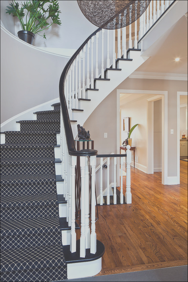elegant carpet stair treads in staircase contemporary with carpet stairs next to curved staircase alongside patterned carpet andbanister