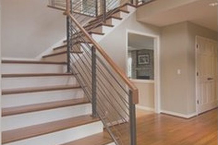 8 astonishing Contemporary Stairs Railing Collection