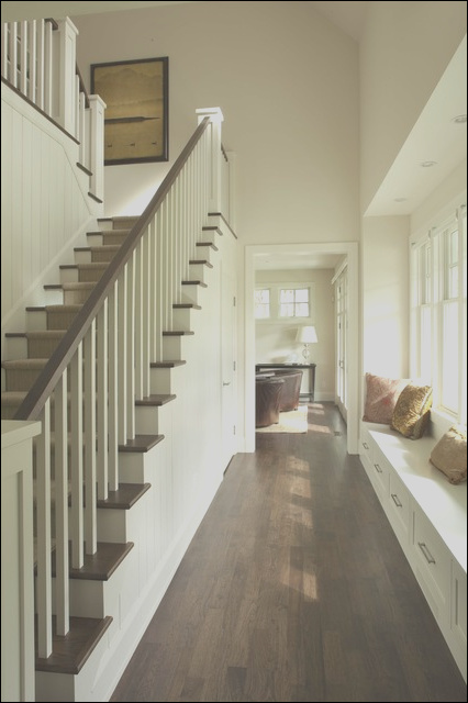 colours for small hall and stairs decor