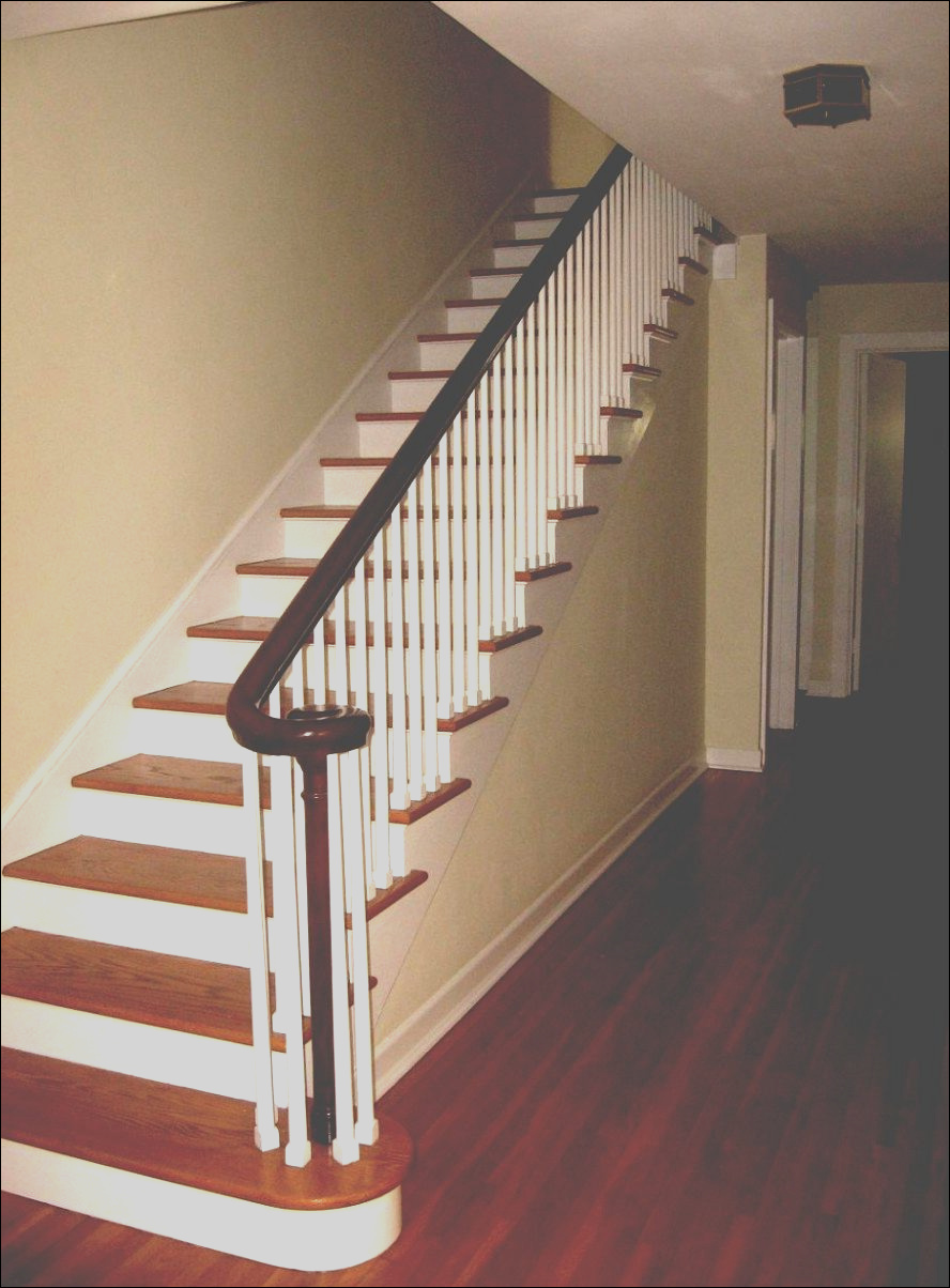 wooden staircase designs for homes