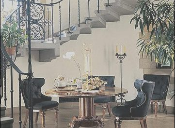 Dining Table Beside Stairs Best Of Love that Staircase by Century