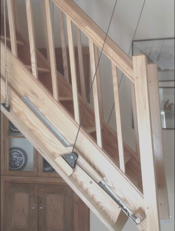 Electric Roof Stairs Fresh Midhurst Electric Stairway In Operation