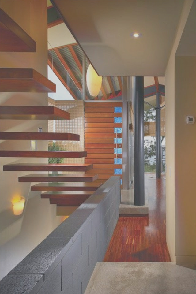 floating stairs design staircase led lighting