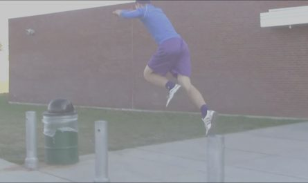 Guy Jumping From Stairs Into Table Beautiful 14 Satisfying Man Jumps F Stairs to Table