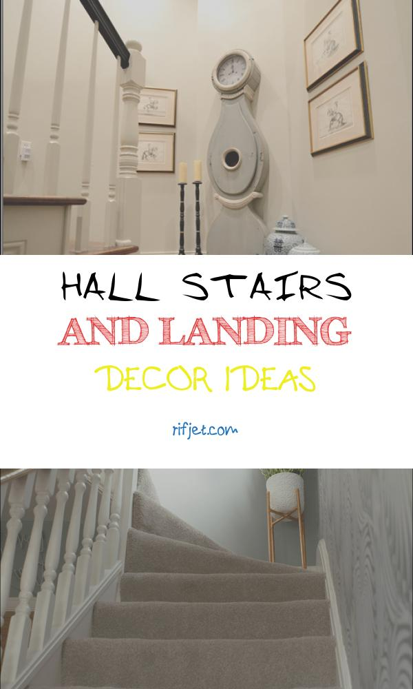 Hall Stairs and Landing Decor Ideas Lovely 25 Modern Staircase Landing Decorating Ideas to Get Inspired