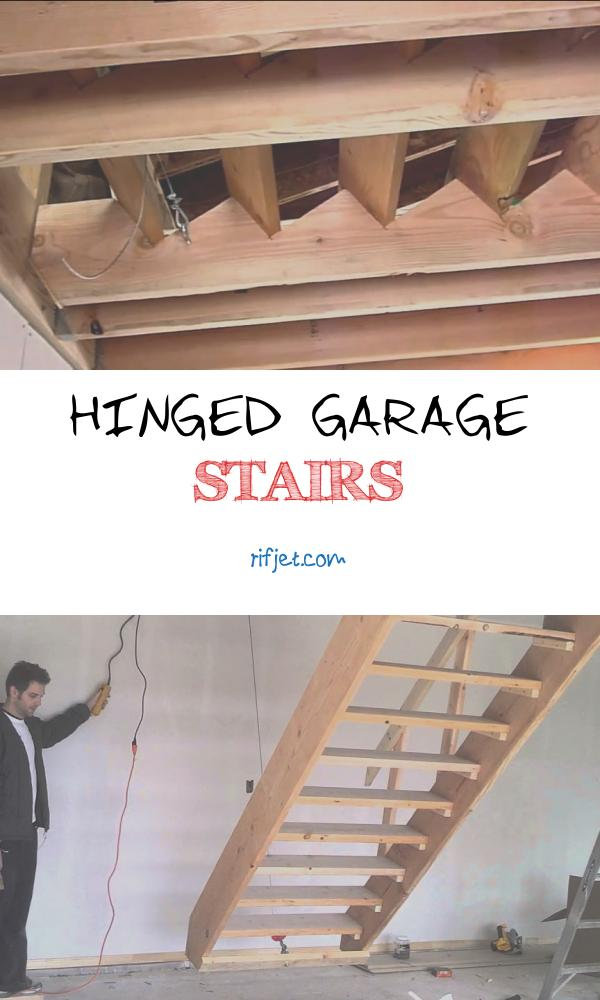 Hinged Garage Stairs Best Of Hinged Stairs