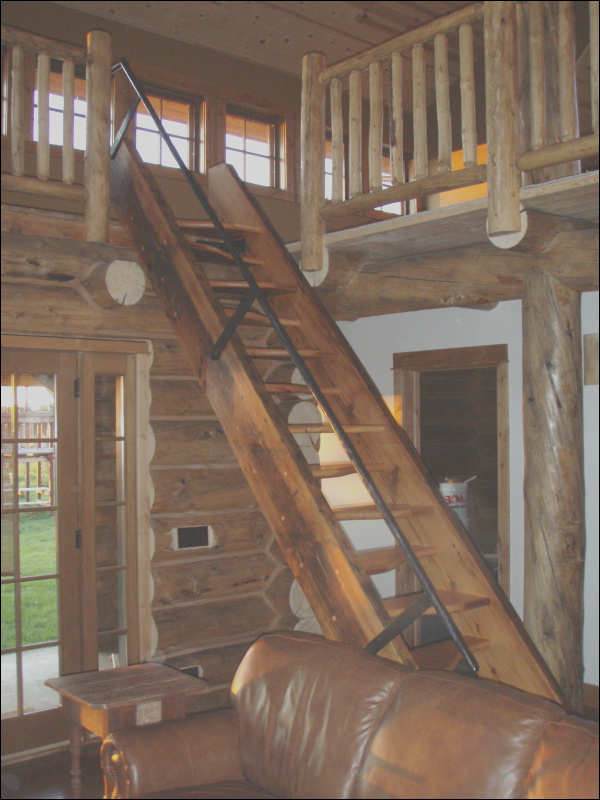 lapeyre style loft stairs