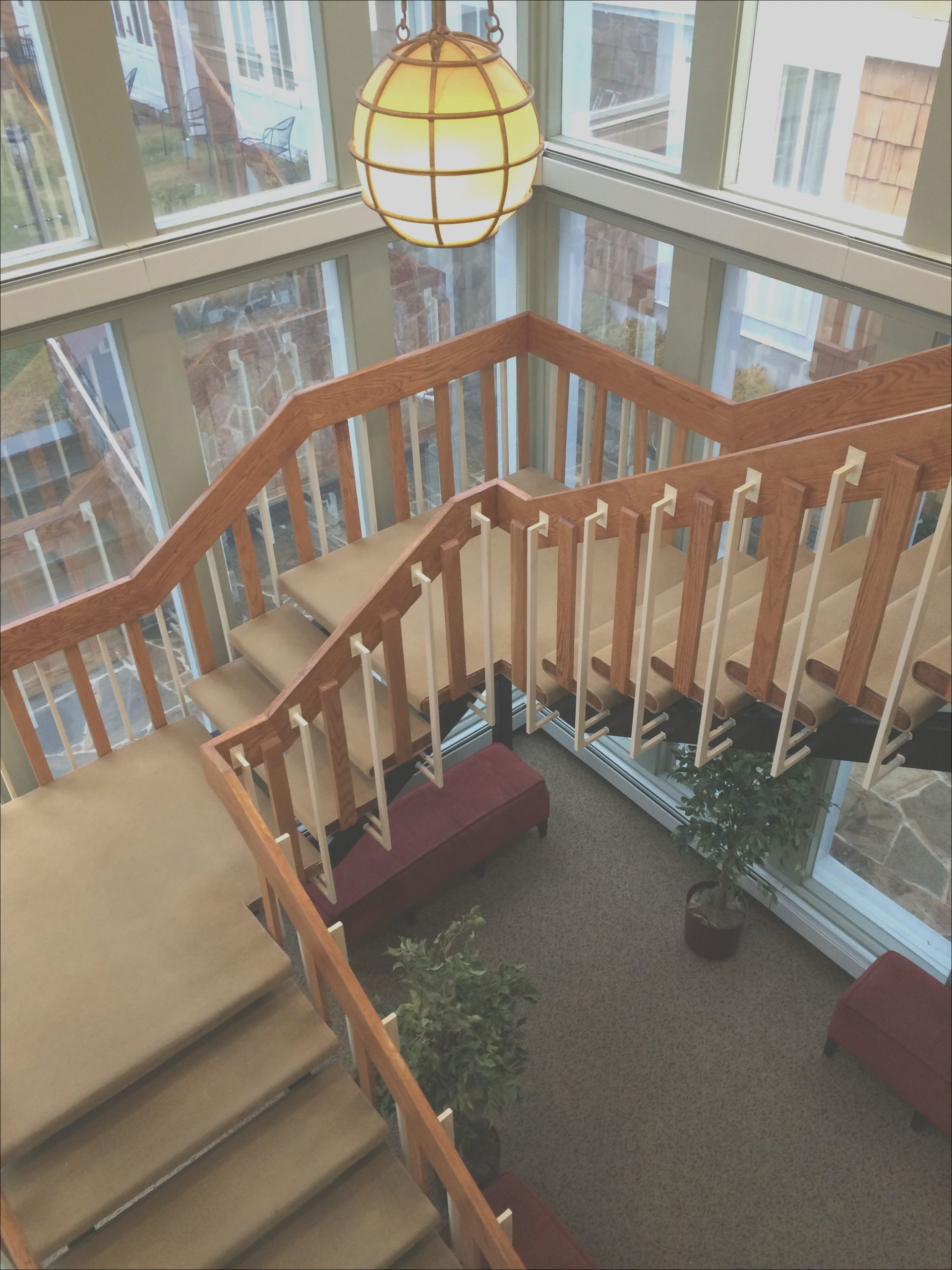 stairs in feng shui are passageways that also need tlc