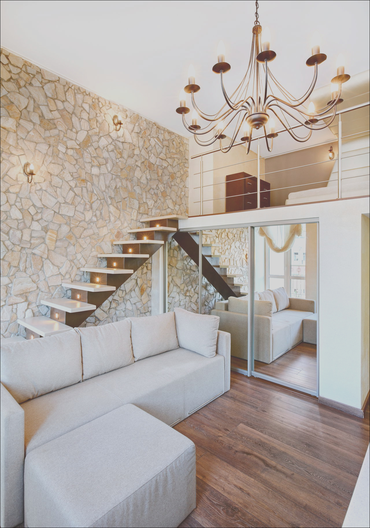 how to build stair railings