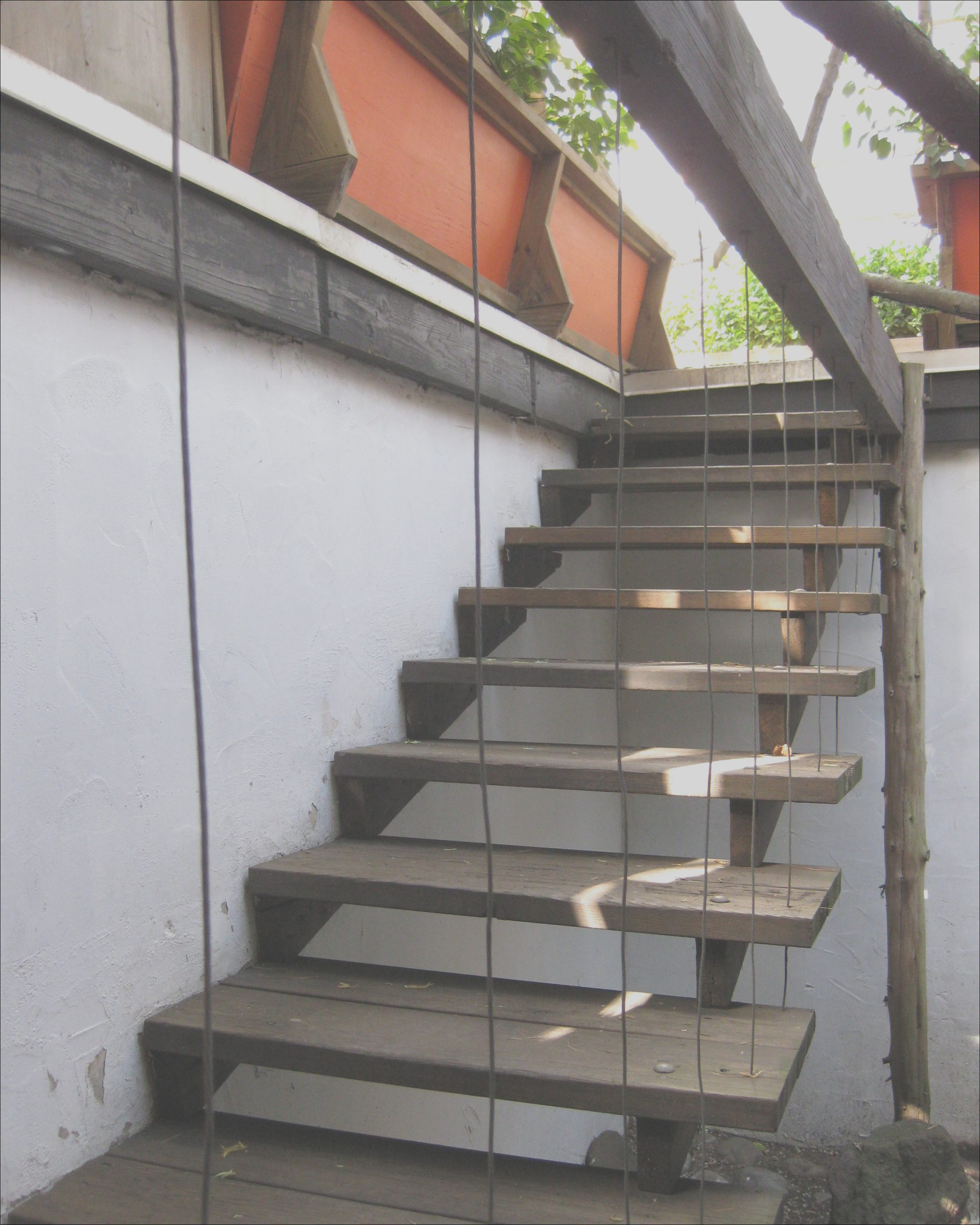 outside stairs design
