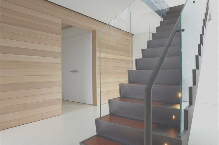 16 top Modern Stairs with Glass Photography
