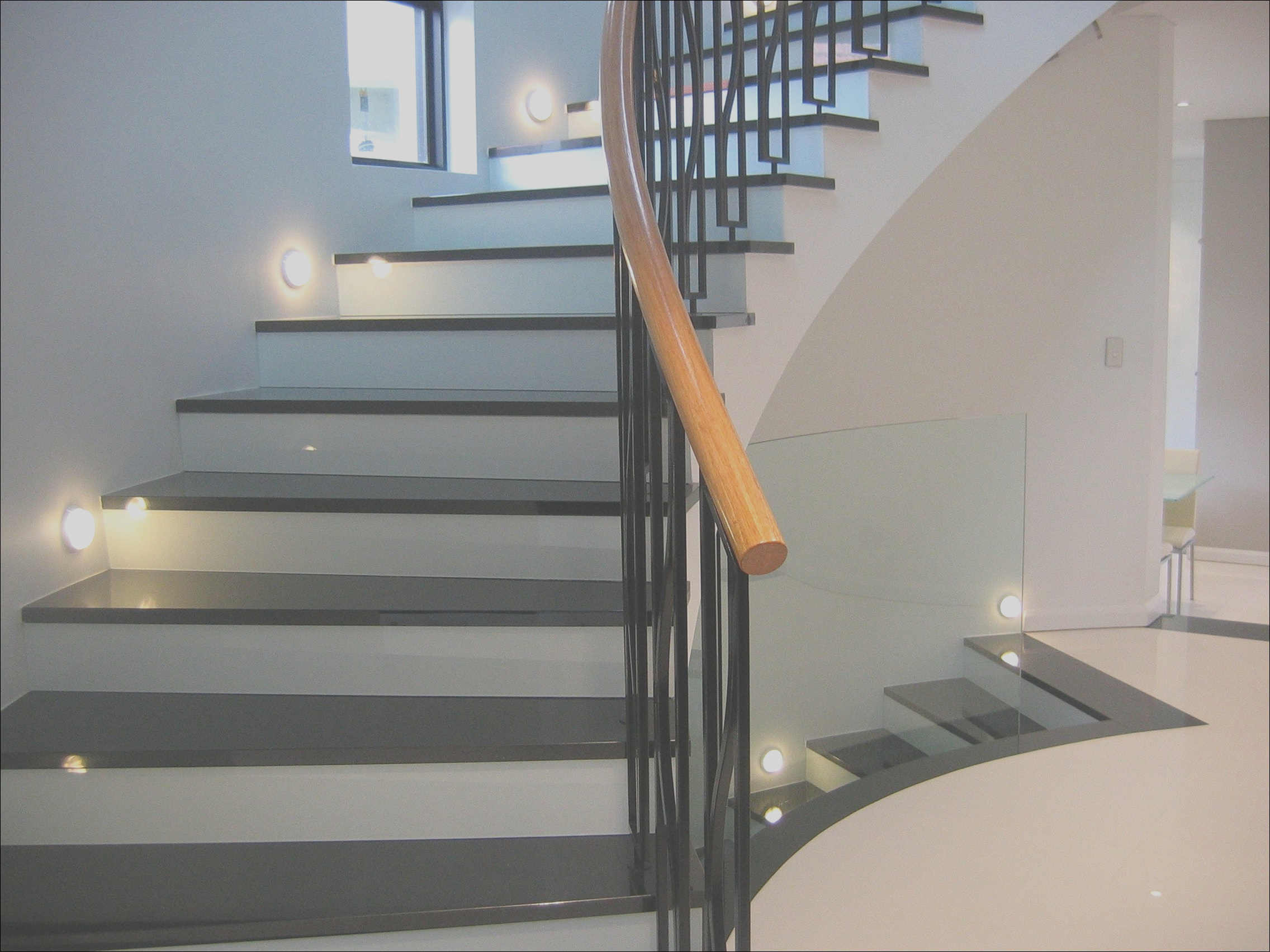 15 incredible home stair design with light that very beautiful