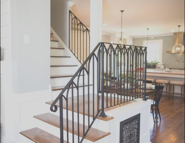 10 Vast New Home Stairs Design Collection