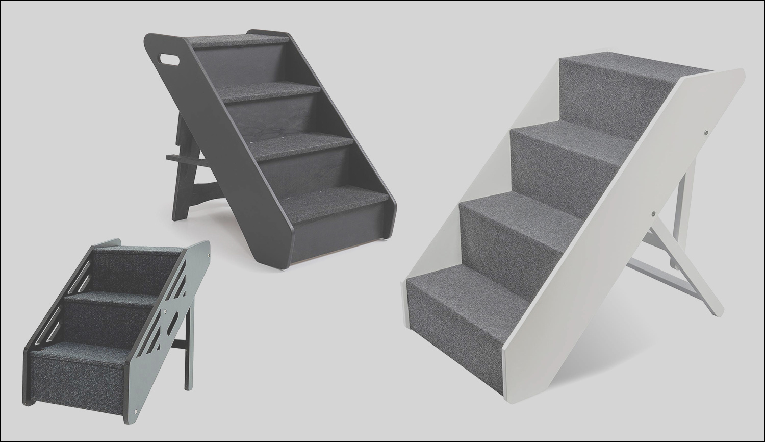 pet stairs that wont look awful in your home
