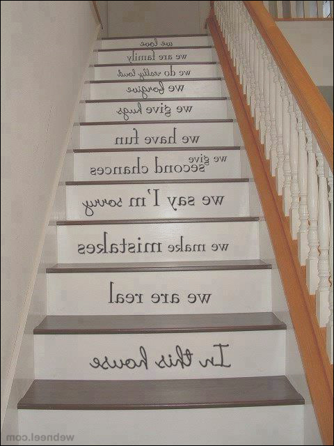 staircase quotes inspiration