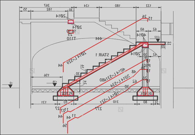 staircase calculation formula pdf