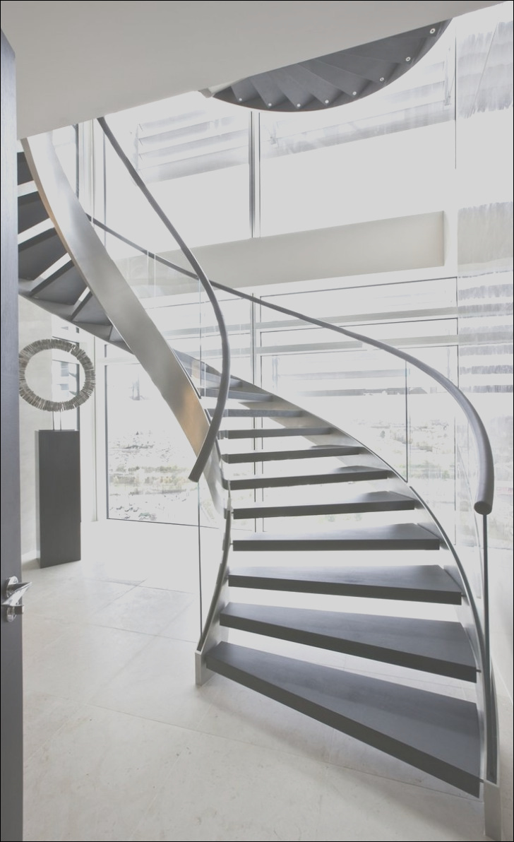 metal spiral staircase designs