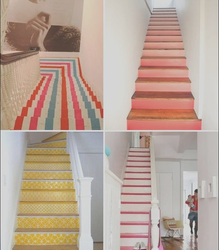 Stairs Design Painting Beautiful Entirely Design Painting Stairs