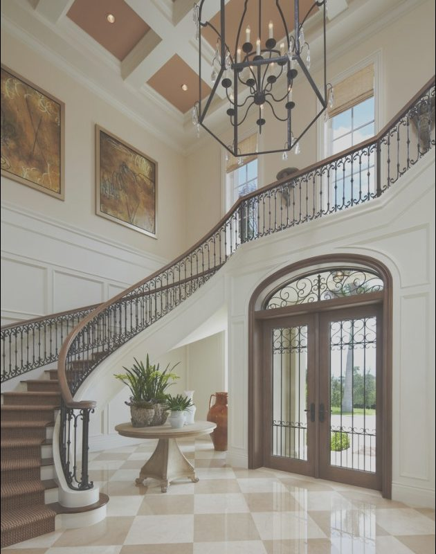 Stairs Hallway Design Unique 15 Extremely Luxury Entry Hall Designs with Stairs Home