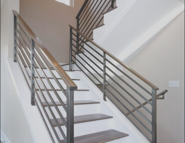 12 Better Stairs Handrail Design Images
