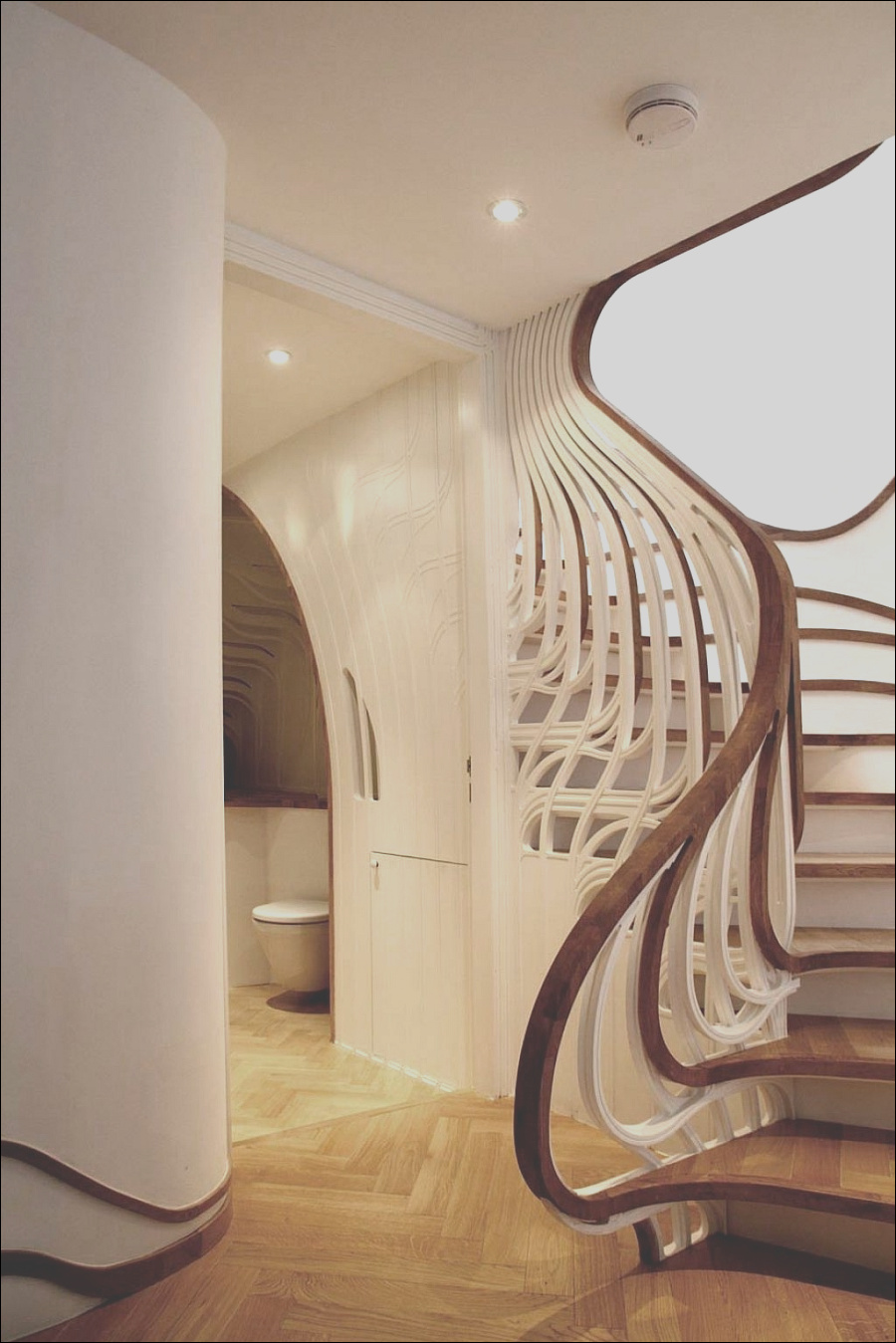 unique creative staircase designs