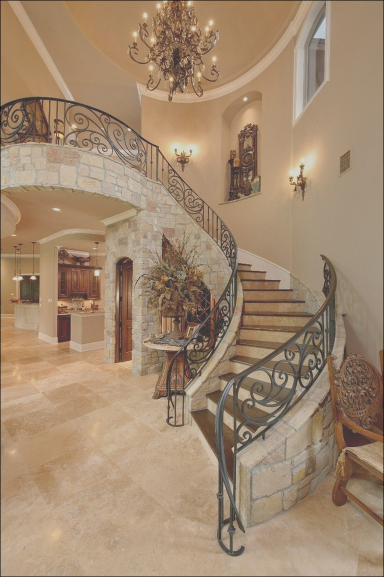 splendid and classy mediterranean staircase designs