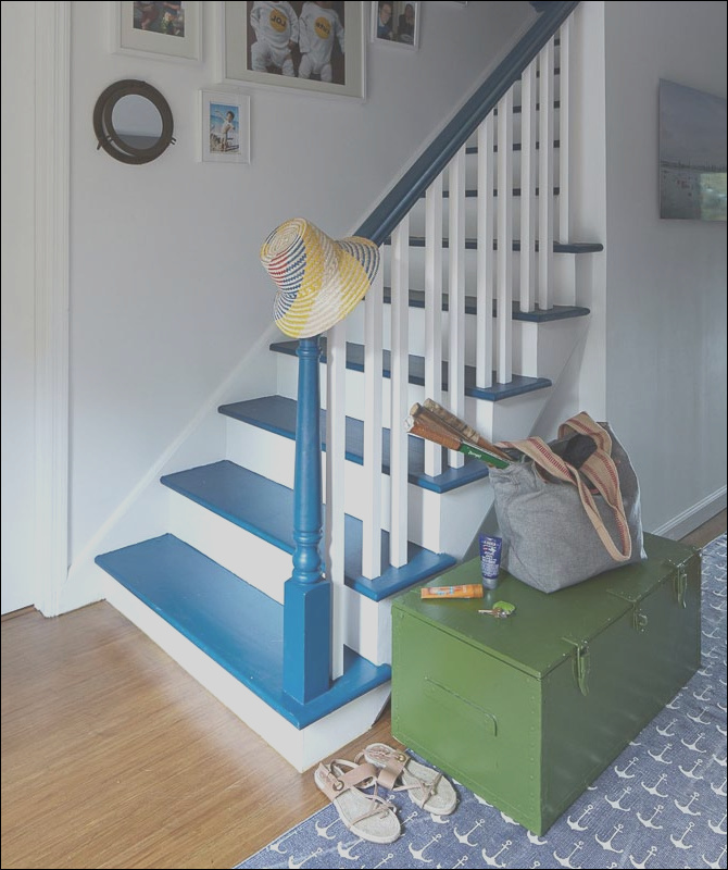 diy painted stairs projects