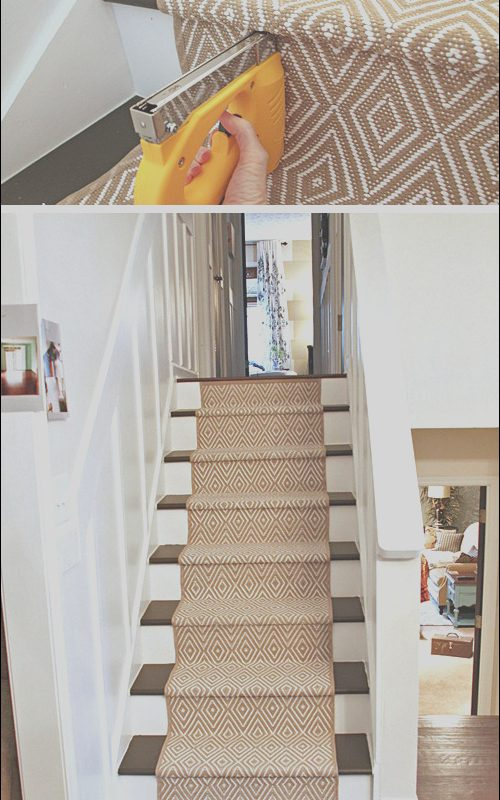 Stairs Ideas Diy Fresh 40 Diy Stair Projects for the Perfect Home Makeover