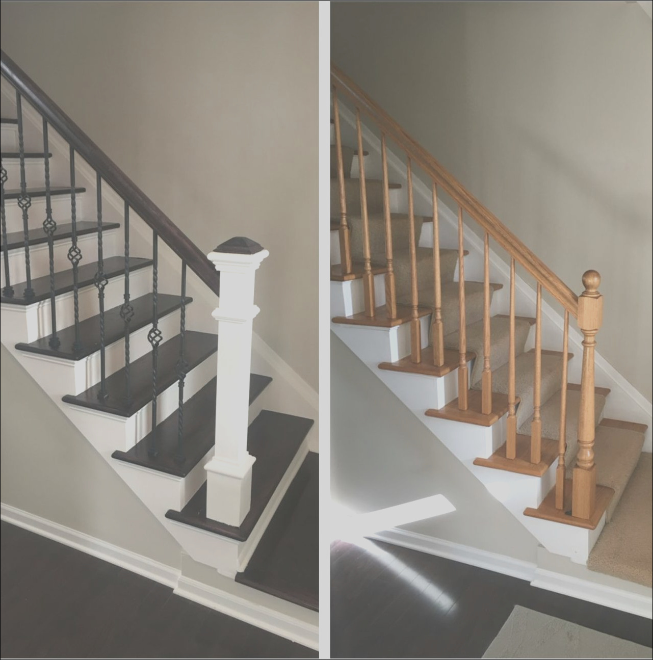 best incredible diy staircase makeover idea 28