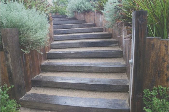 11 ordinary Stairs Landscape Design Photos