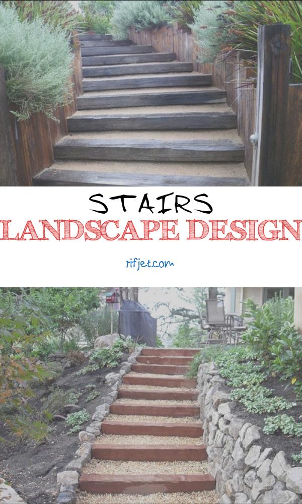Stairs Landscape Design Lovely 40 Ideas Of How to Design Exterior Stairways