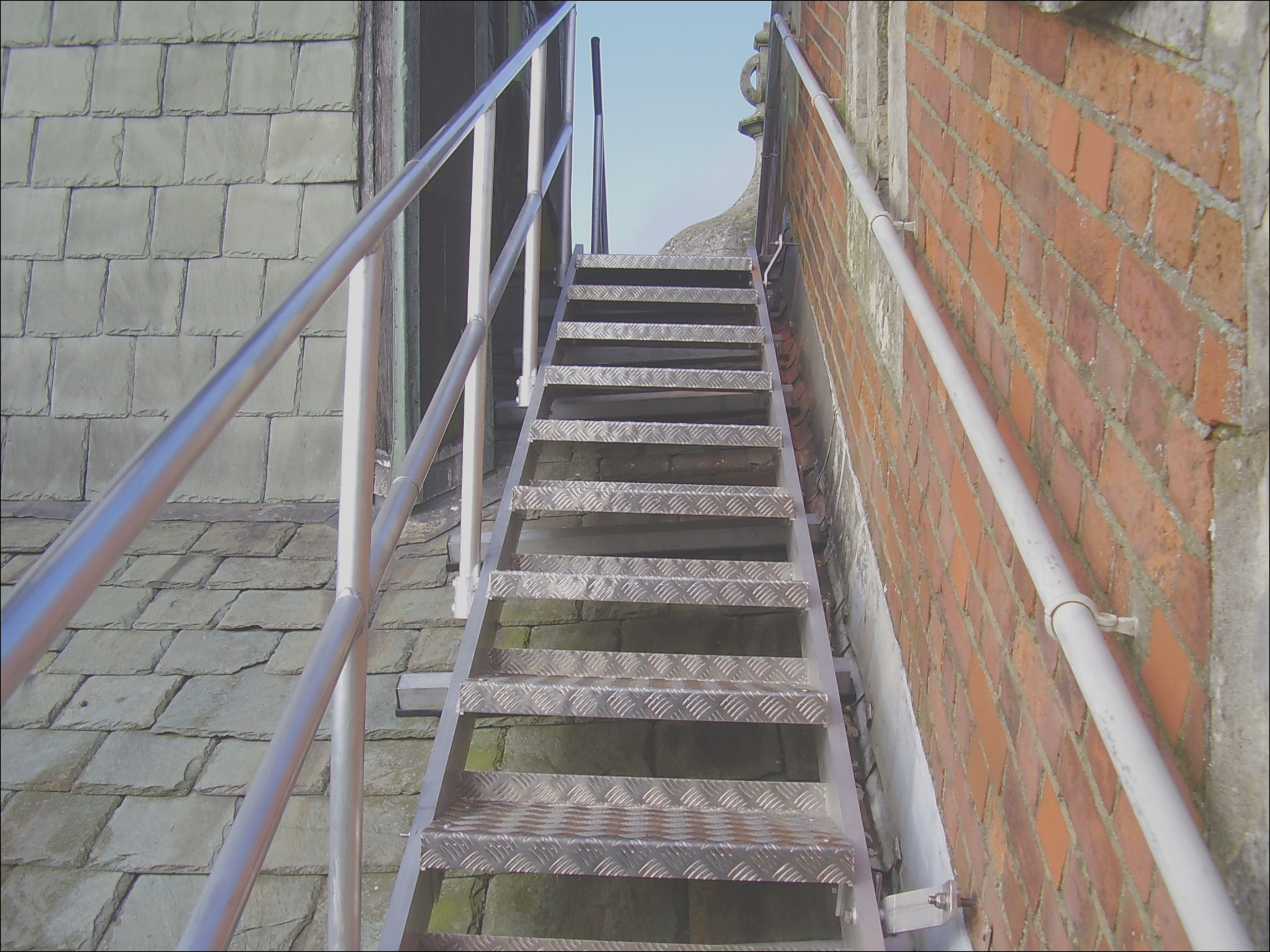 stairs steps step overs