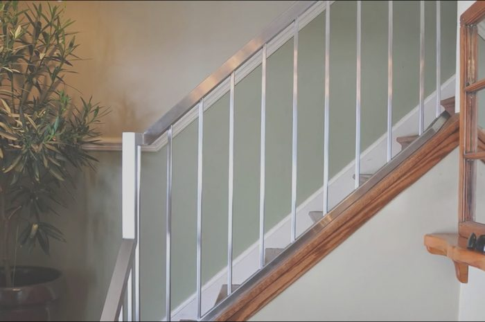 11 Lovable Stairs Railing Design In Steel Stock