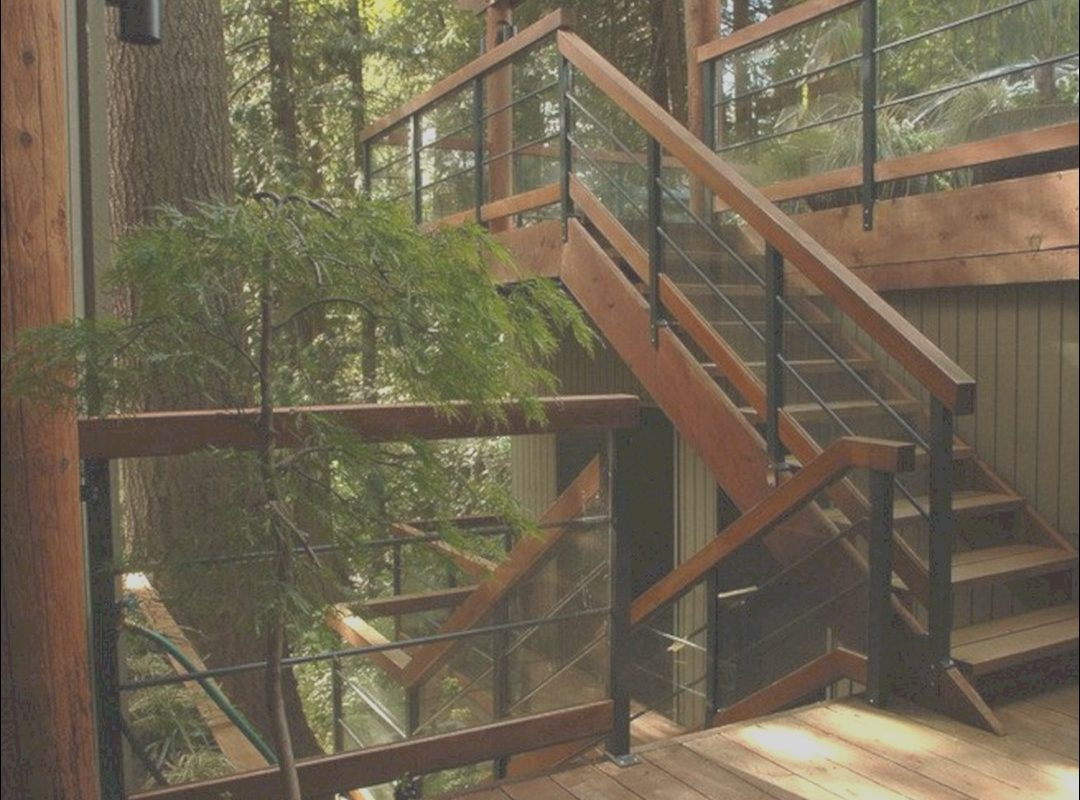 Stairs to Roof Garden Luxury Amazing 30 Unique Outdoor Wooden Stairs Ideas that Will