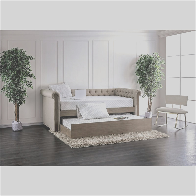 red barrel studio reyansh upholstered twin xl daybed w