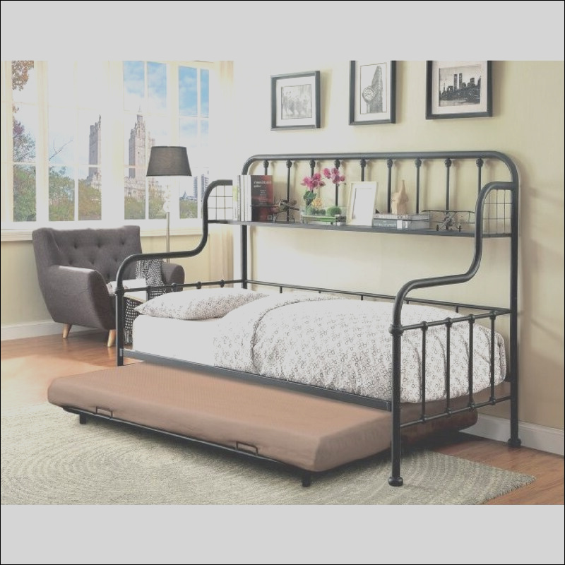 red barrel studio vytis twin xl daybed with trundle w