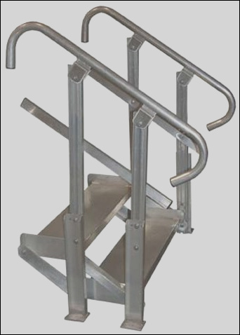 prairie view industries step stairs pvi1019