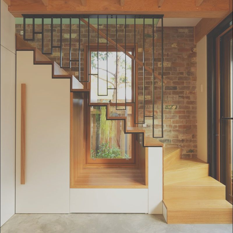 Stairs Windows Designs Lovely Modern Stair Window Design by anderson Architecture In