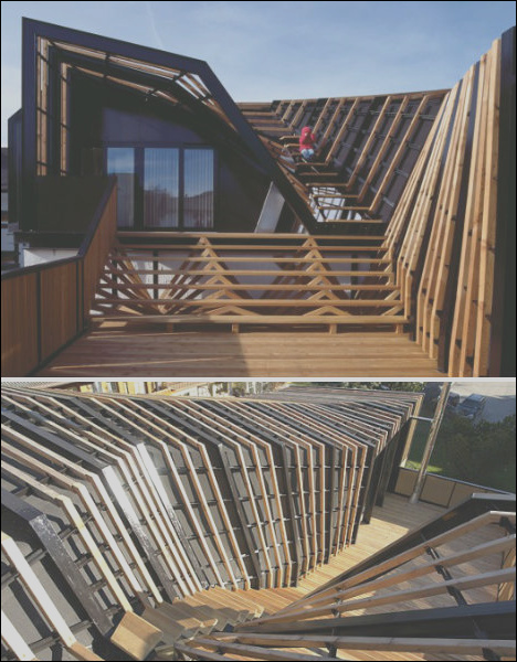 walk on the wild outside 14 stunning exterior stairs