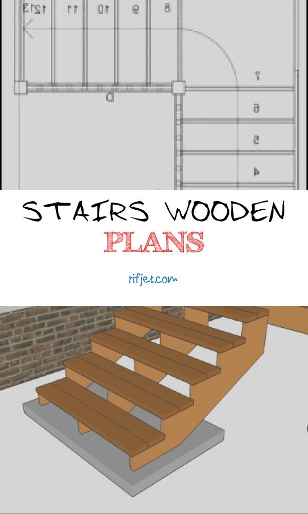 Stairs Wooden Plans New Staircase Plans