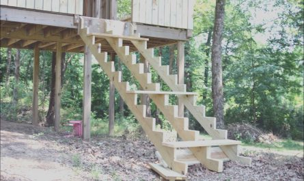Treehouse Stairs Ideas Fresh Jones Party Five Treehouse Stairs