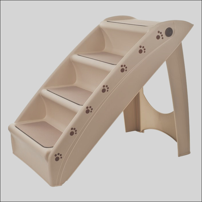 PAW Foldable 4 Step Pet Stair 82 YJ5131 PAWW1006