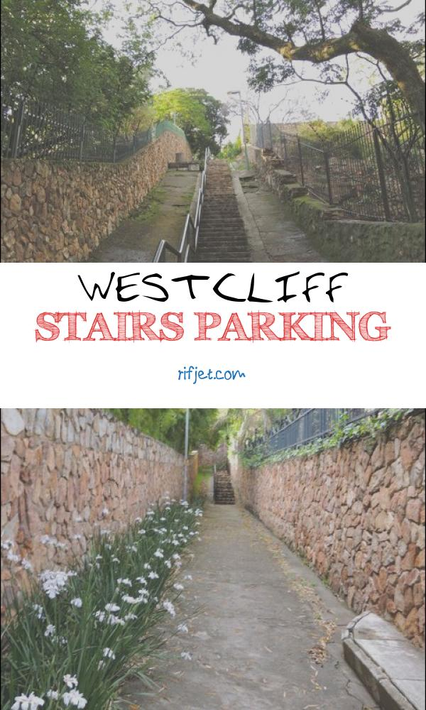 Westcliff Stairs Parking Awesome the Place with the
