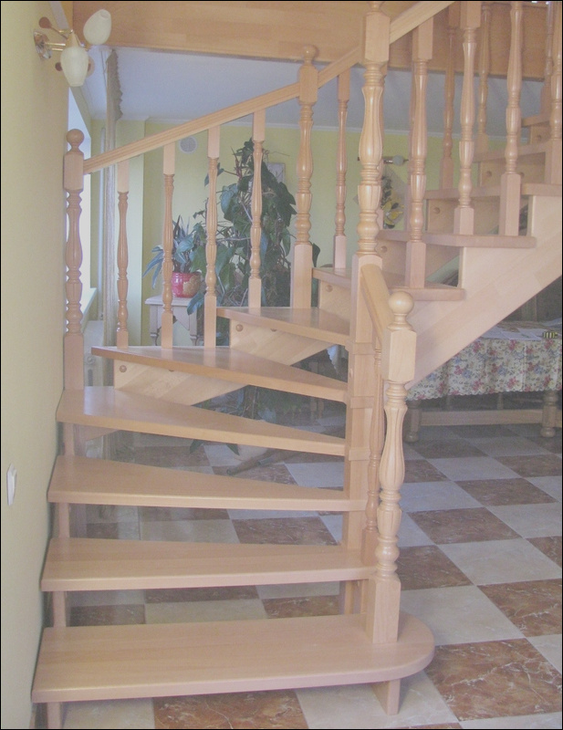 elegance and originality of winder stairs