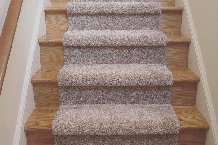 15 Newest Wooden Stairs Carpet Runner Image