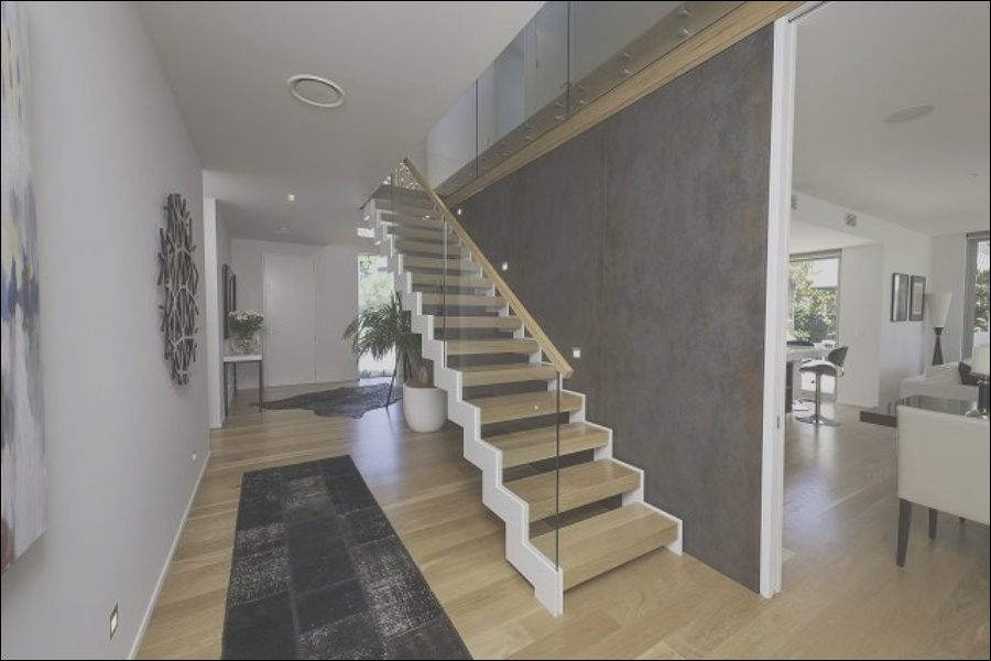 model 300 the zig zag staircase