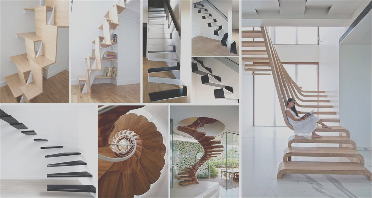 beautiful modern staircases
